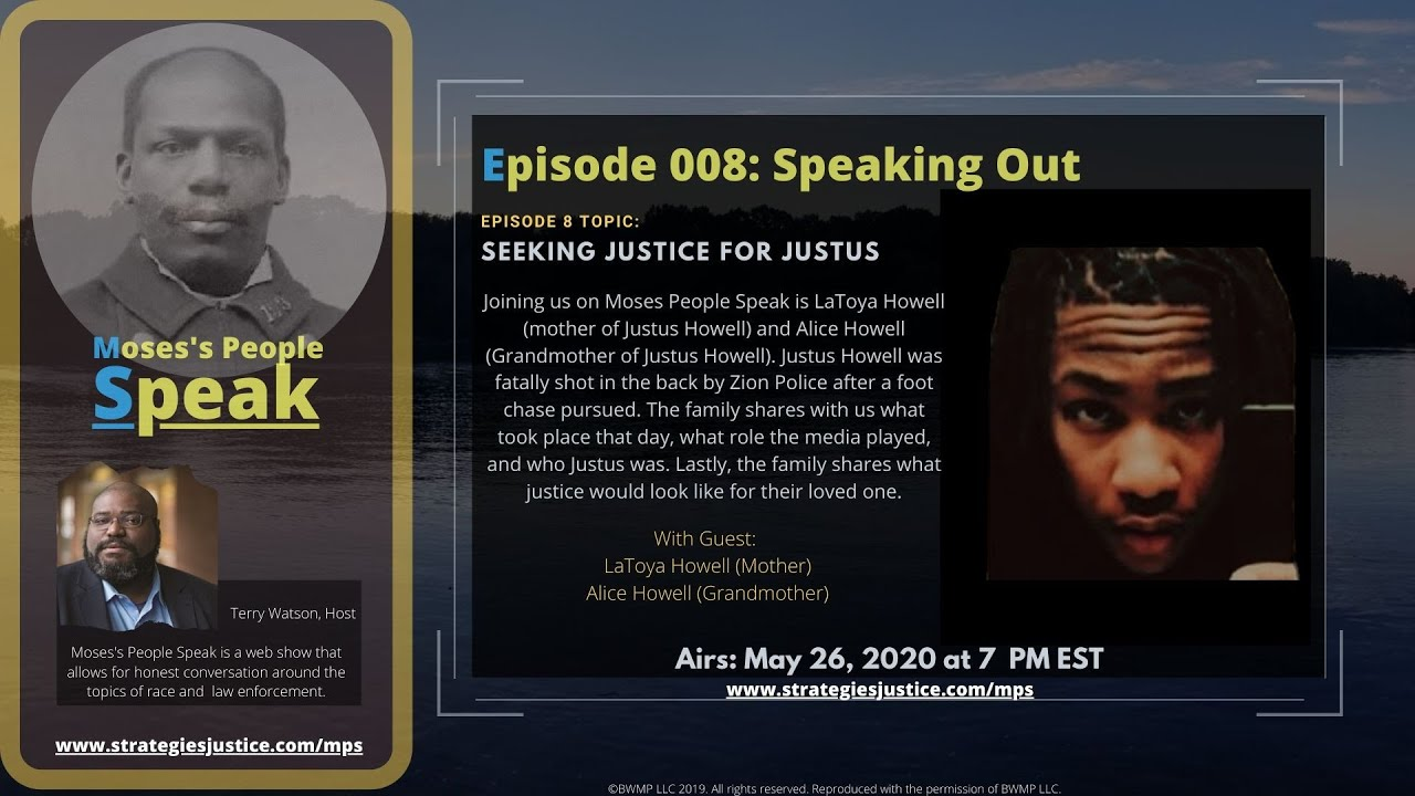 Ep  008 Seeking Justice for Justus