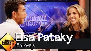 """Elsa Pataky: """"Las braguitas son una de las prendas que más perdemos las mujeres"""" - El Hormiguero 3.0"""