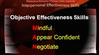DBT Peer Connections   Ep  5 – Interpersonal Effectiveness Skills