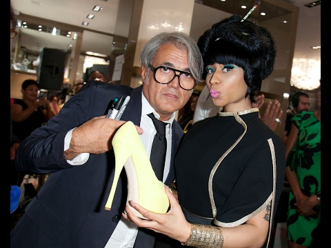 Nicki Minaj Blasts Designer Giuseppe Zanotti For Naming Shoes After Her Without Cutting Her a CHECK!