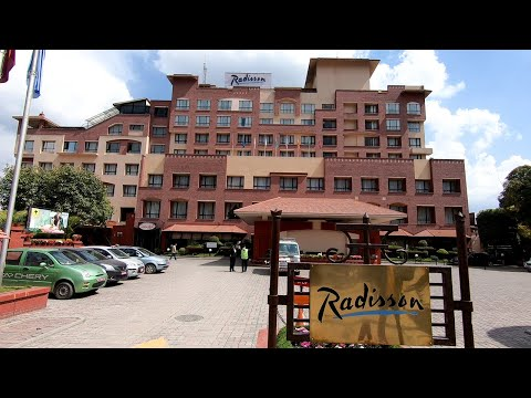 Hotel Radisson Vlog With Dancing With The Stars. Radission Hotel Kathmandu.