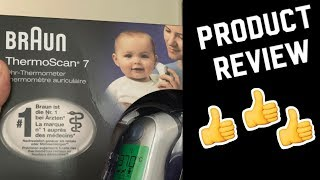 BrAun ThermoScan 7 IRT6520 | REVIEW