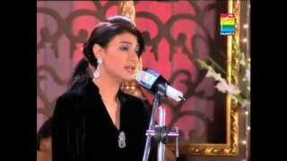 Fariha Pervez Performs Live in Hum Tv