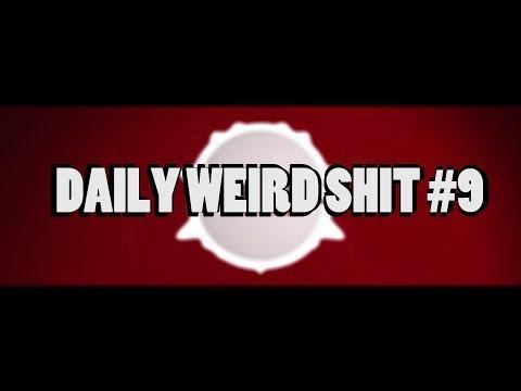 DAILY WEIRD SHIT #9 - JEREMY THIEBAUDT (Music Challenge)