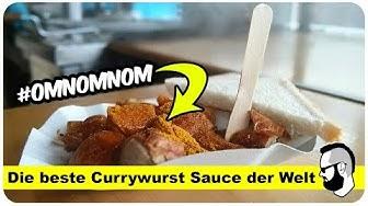 Die beste Currywurst Sauce der Welt [Rezept!]