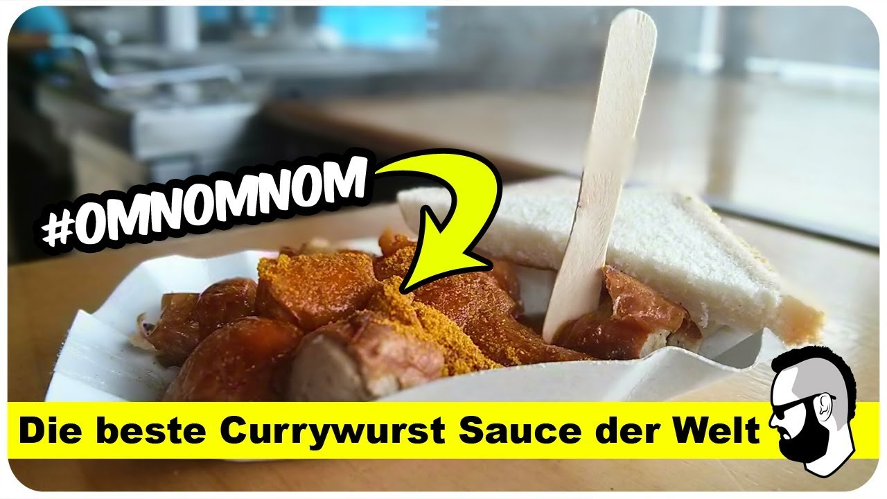 die beste currywurst sauce der welt rezept youtube. Black Bedroom Furniture Sets. Home Design Ideas