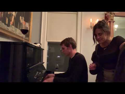 """A Star Is Born """"Look What I Found"""" - Lady Gaga Cover By Jacqueline Tozzi & Jack Mcfeely. 