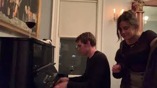 """A Star is Born """"Look What I Found"""" - Lady Gaga Cover by Jacqueline Tozzi & Jack Mcfeely. Video"""