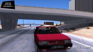 07 GP 239 Tofaş Doğan Slx KafkasPerformance Grand Theft Auto San Andreas GTA SA MOD