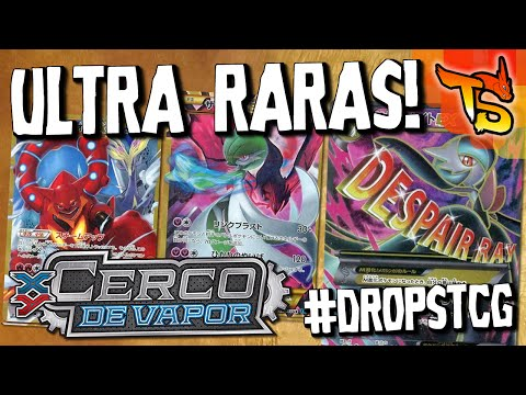 #DropsTCG EP.43 - Todas as Ultra Raras de Cerco de Vapor/Steam Siege! (XY11)