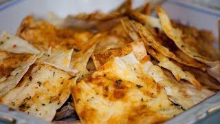Чипсы из армянского лаваша с сыром. Готовим простые рецепты от wowfood.club