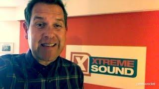 Peter Wackel nimmt seinen neuen Sommersong auf - I love Malle