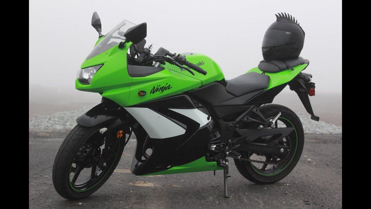 2009 Kawasaki Ninja 250 Special Edition Walk Around