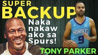 Tony Parker: From Starter to Super Backup   Charlotte Hornets