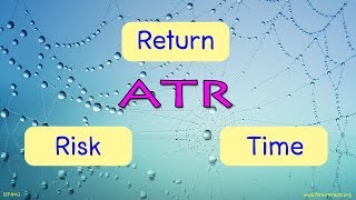 Forex indicators : ATR
