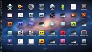 Mac OS X Lion Demo