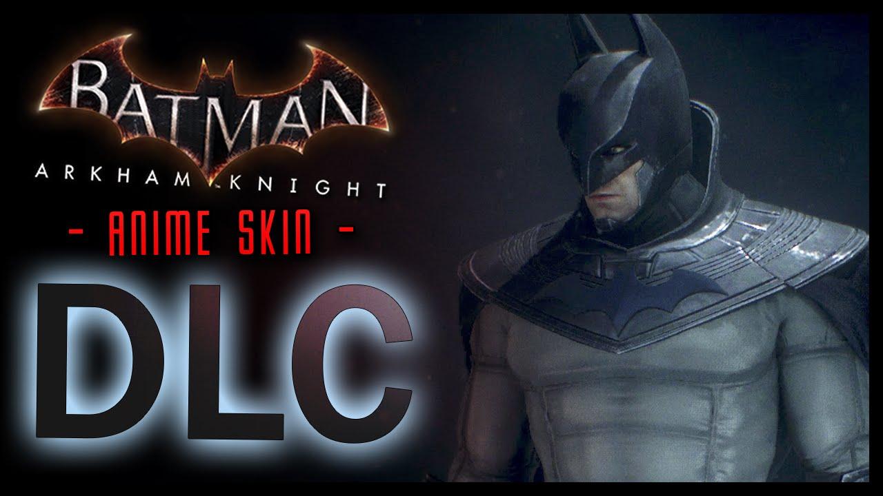 batman arkham knight dlc anime batman skin amp lore gotham