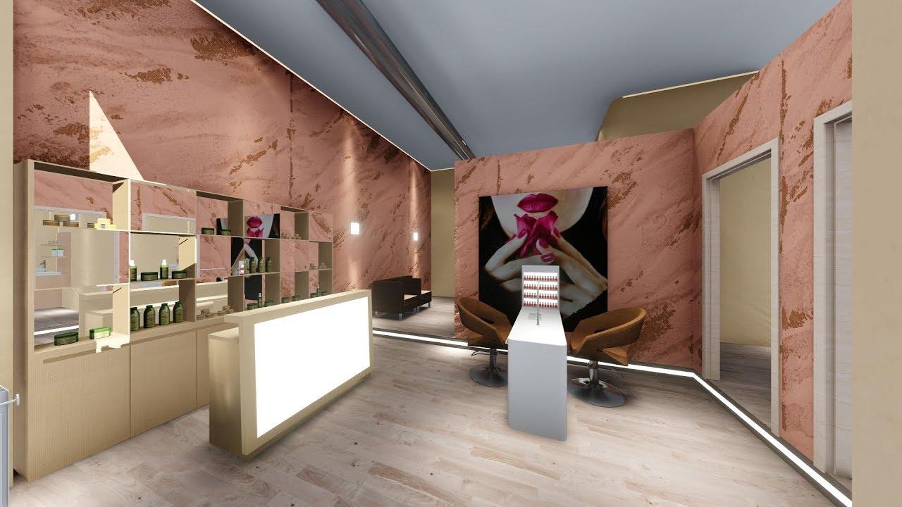 Arredamento centro estetico akorj progetto per rinnovo for Centro estetico arredamento