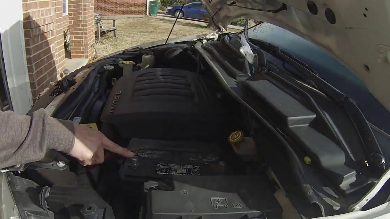 2011 Dodge Caravan Tipm Fuel Pump Relay Repair Youtube Fuse Diagram