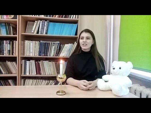 Изображение предпросмотра прочтения – МаргаритаЯкушева читает произведение «Моим стихам, написанным так рано…» М.И.Цветаевой