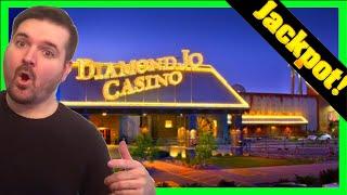 $40,000.00!!!!! Diamond Jo Casino Slot Machine MASSIVE WINS!