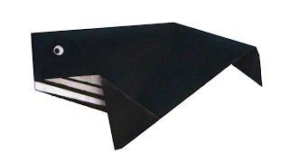Кашалот оригами juravliki.ru