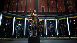 iron man 3,transformation, MK 8 full movie