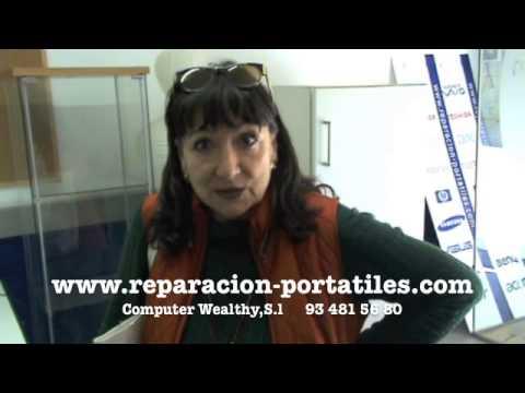 Servicio técnico de reparación de ordenadores portátiles en Barcelona y Madrid