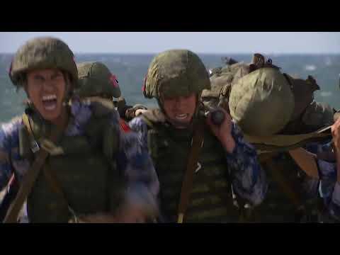 Видеодневник Армейских международных