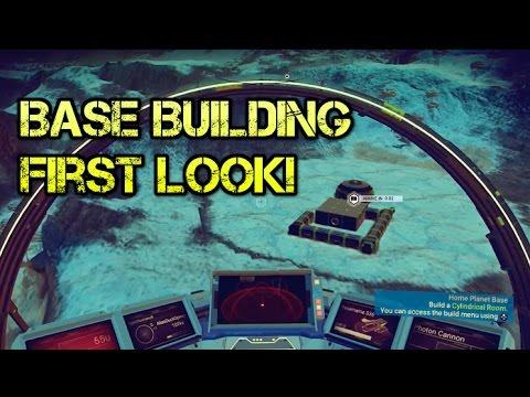 no man sky how to build a base