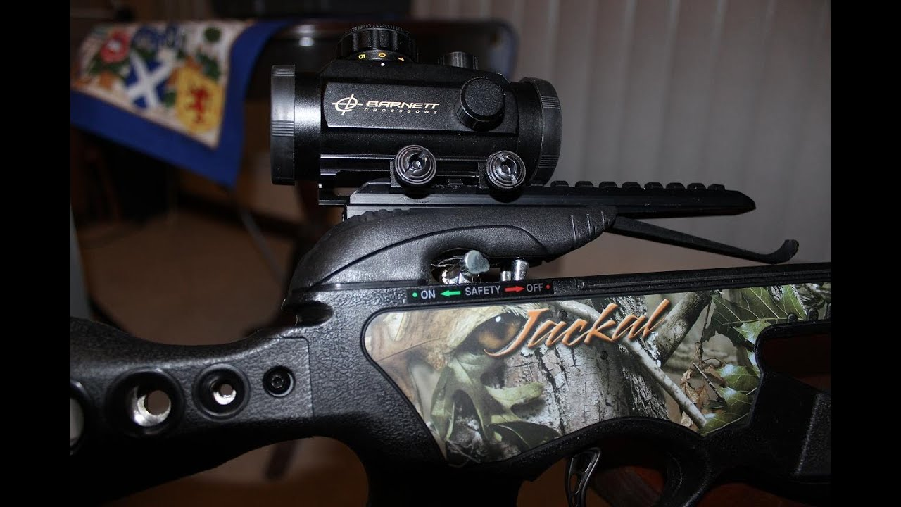 Barnett Jackal Crossbow - Review