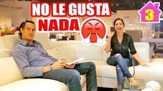 EL TITI NO AYUDA! Cap 3 - QUE DIFICIL ESCOGER MUEBLES! Poniendo Bonita La Casita - SandraCiresArt