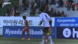 [터널캠] 2015챌린지 3R 강원FC vs 부천FC