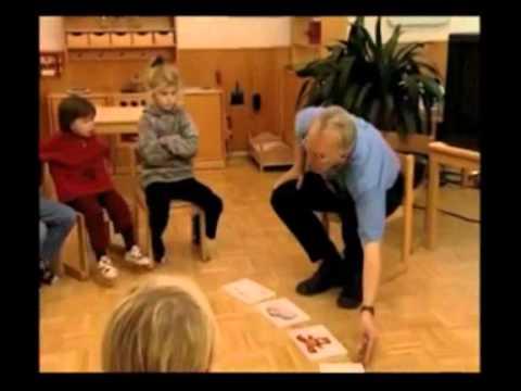 Phương pháp giảng dạy Tiếng Anh cho trẻ em - Bài 3