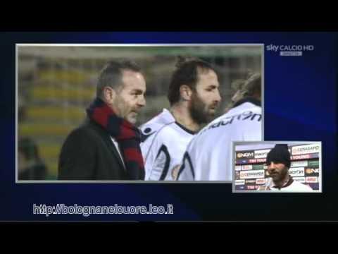 Bologna FC 1909 – Fiorentina 21/02/2012 Portanova nel prepartita