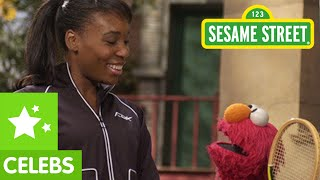 Sesame Street: Elmo And Venus Williams Imagine