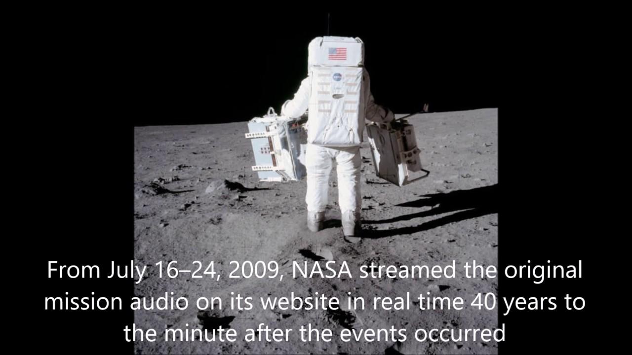 Apollo 11 mission facts - YouTube