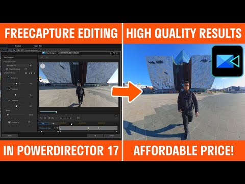 How To Edit Free Capture Videos In Power Director
