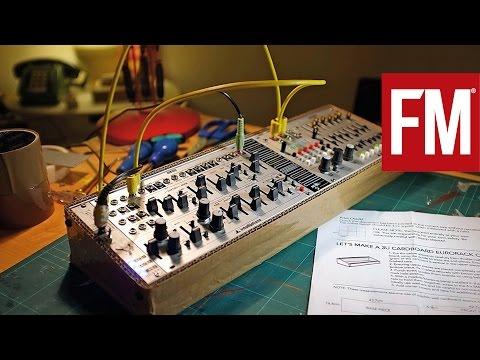 Modular Monthly: How to make a DIY Eurorack 3U case Mp3