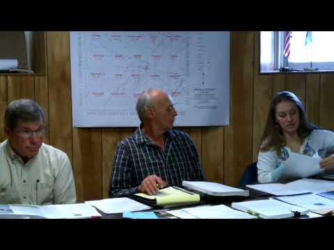 02 12 2018 Lincoln County Commission Meeting