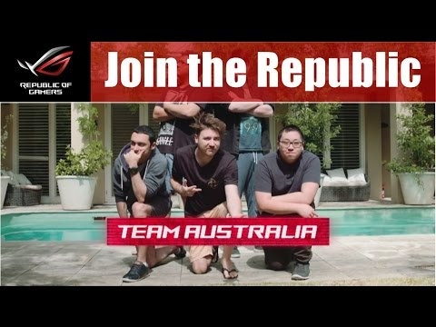 Join the Republic Bootcamp - Team Australia