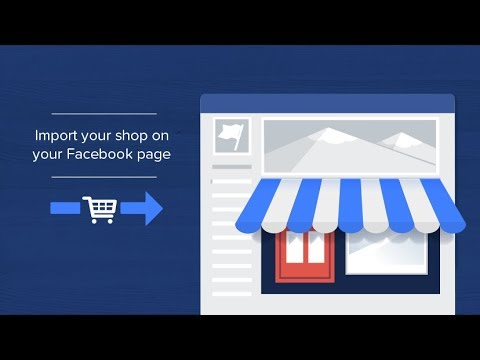 How To Create An Online Store On Facebook   Facebook Business   HINDI