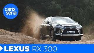 Lexus RX300: The Naked Test (Review)