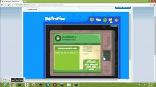 poptropica back lot island walkthrough part 1