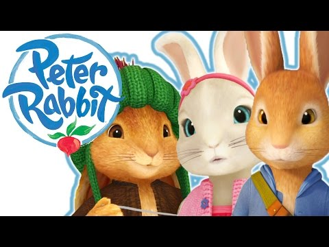Peter Rabbit - On a Vegetable Hunt Compilation | 20+ minutes | Adventures with Peter Rabbit