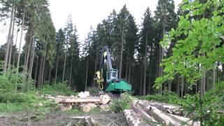 Raptor Deutschlands größter Harvester