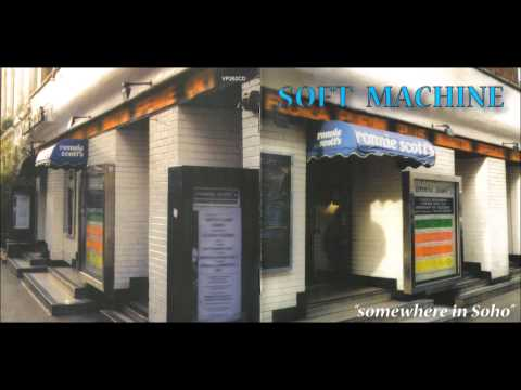 Soft Machine - Mousetrap (Live, Somewhere in Soho)