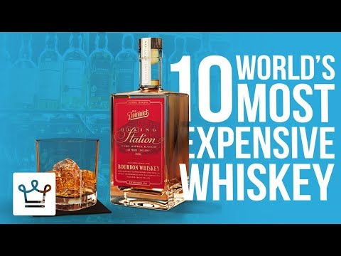 Top 10 Most Expensive Whiskey In The World