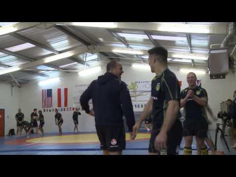 Cooper Cronk Trick shot video