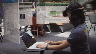 Mt. Rogers: Head-worn productivity displays